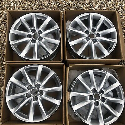 Set Of 4 Used Mazda 3 Sport 18 Inch Alloy Wheels 9965337080