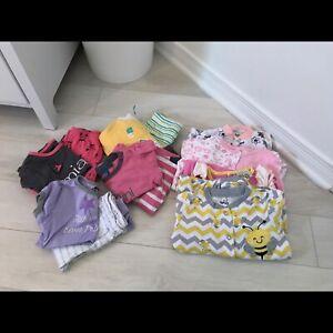 Pyjamas 9 mois fille