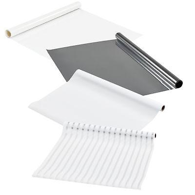 [casa.pro]® Sichtschutzfolie selbstklebend statisch Milchglasfolie Folie frosted