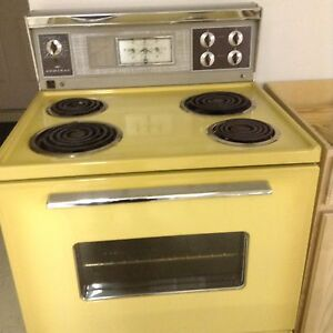 Electric Stove - Admiral