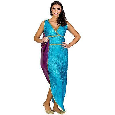 Frauenkostüm Griechin Karneval Fasching Kostüm Römerin Kleid Antike Olymp - Göttin Kostüm Frauen