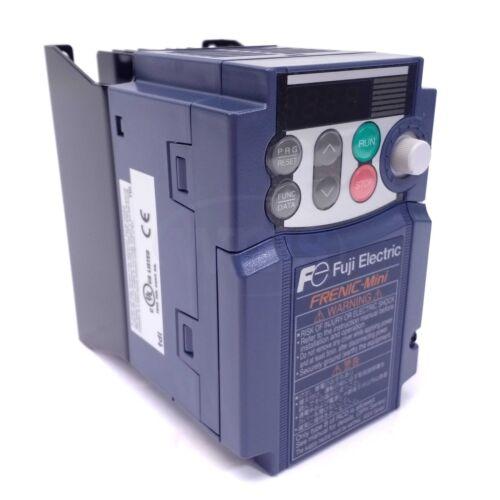 Fuji FRN0006C2S-2U 1HP 230V 3Ph In, 230V 3Ph Out, Frenic-Mini VFD Inverter