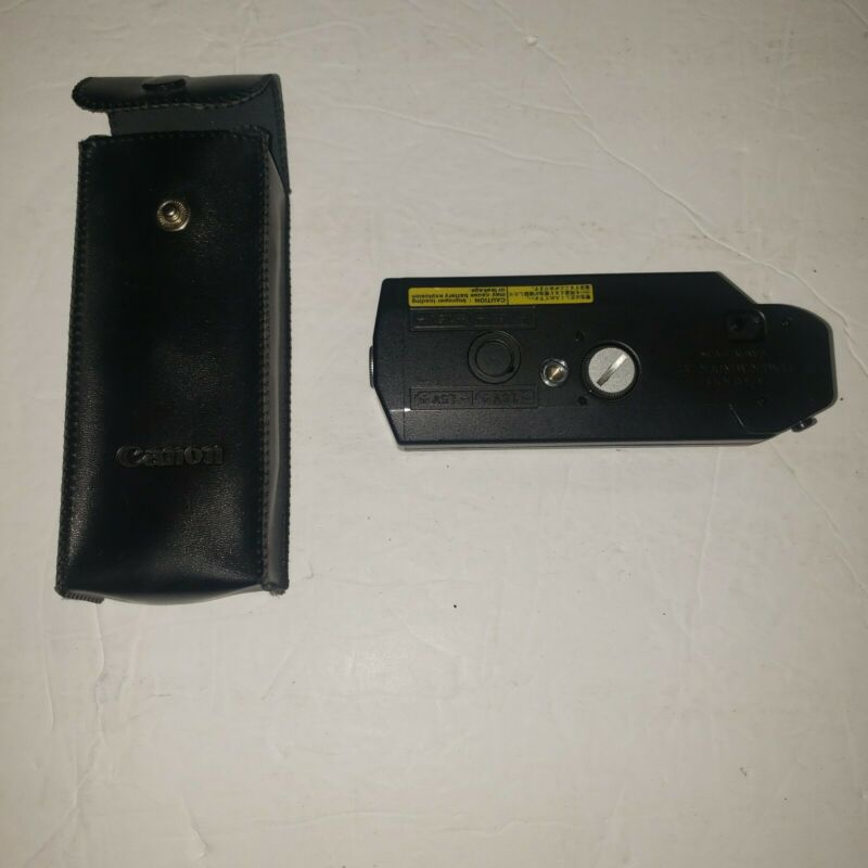 Canon Power Winder A2 For A-1, AE-1P Program Case