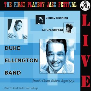 Duke Ellington Band Live at the First Playboy Jazz Festival 1959