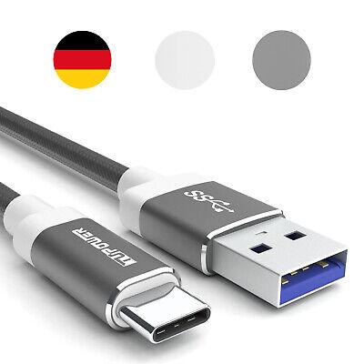 K08 USB C Kabel für Samsung Galaxy S8 S9 S10 Plus A5 A7 A6 A8 A9 2018 Ladekabel