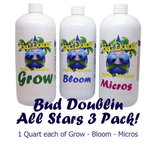 Bud Doublin Grower