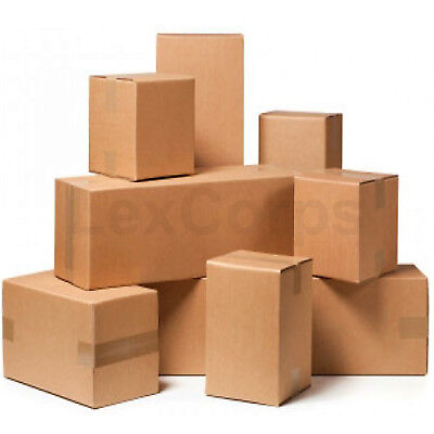 25 Shipping Boxes - Many Sizes Available - Choose L x W x H