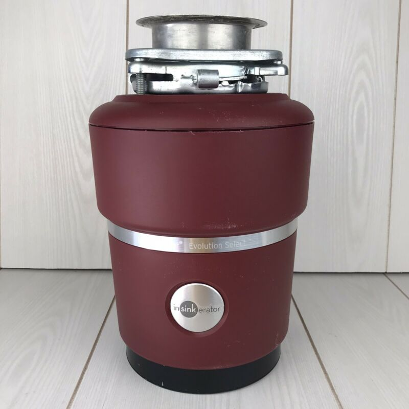 Insinkerator Garbage Disposal 5/8 Evolution Select-1 120V 60Hz PRE-OWNED
