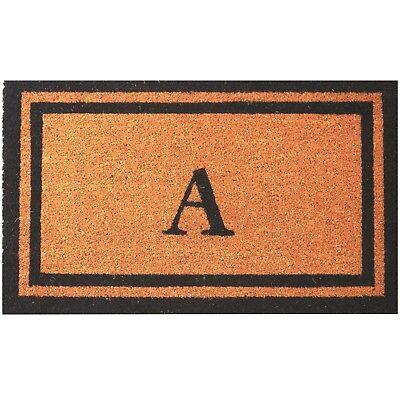 Monogram Door Mats (Personalized / Monogrammed 18