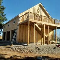 New Builds, Additions, Renovations, General Construction