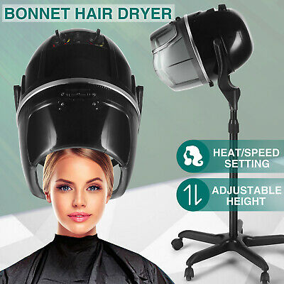 Professionel Salon Bonnet Stand-up Hårtørrer Hætte Frisør Beauty Styling