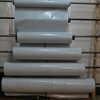 0,55 €/m²  Silofolie bis  12 m breit  Abdeckfolie Bauplane Gartenfolie PE-Folie.