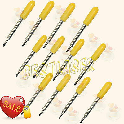 12 Pcs 30 Roland Cutting Blade For Cutting Plotter Vinyl Cutter Low Price