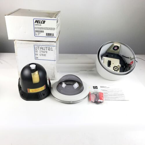 PELCO  SD5BC-PG-EO VIDEO SECURITY CAMERA