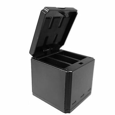 For GoPro Hero 8 7 6 5 Accessories 3 Slots Battery Charger Portable Charging Box