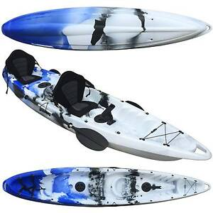 sale sale 3.95M double 2+1 fishing kayak for sale good tracking k Riverwood Canterbury Area Preview