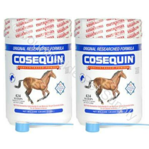 Cosequin Equine Powder 1400gm by Nutramax 2 pack