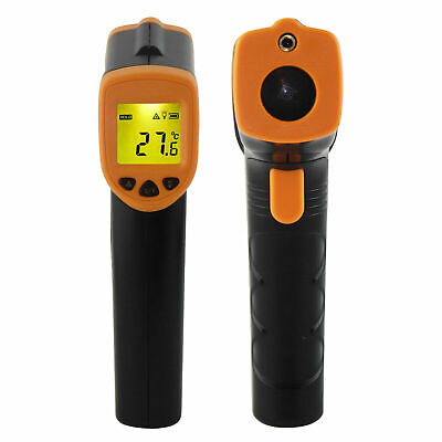 Us Non-contact Lcd Laser Infrared Digital Temperature Thermometer Gun Pyrometer