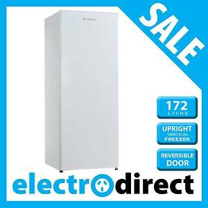Brand New 172 Litre Upright Vertical All Freezer Home Garage Dandenong Greater Dandenong Preview