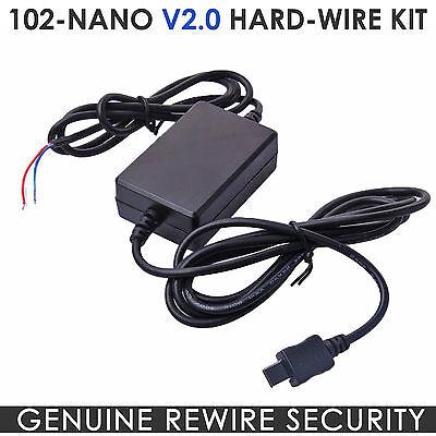 102-NANO GPS TRACKER HARD WIRED VEHICLE CHARGER CHARGING KIT ADAPTER CAR TK102