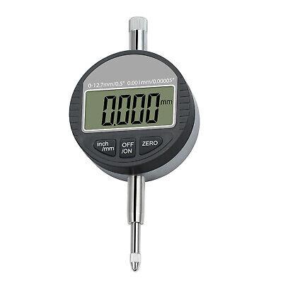 0-0.5 Dti Digital Dial Indicator Test Gauge 0.0010.00005 Lcd Usa Sell