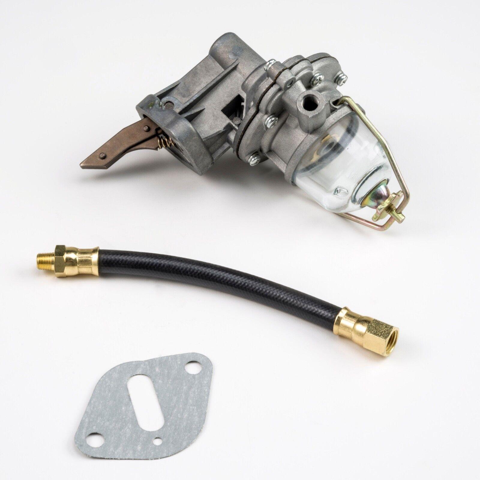 37 38 39 40 41 42 46 47 Chrysler Desoto Dodge Plymouth flexible fuel line