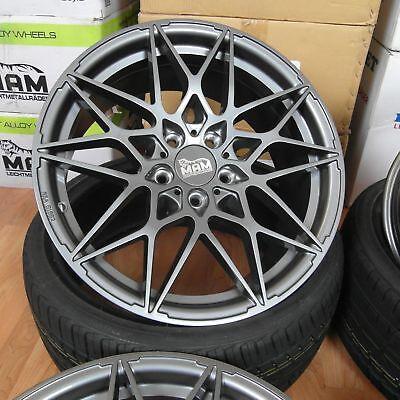 18 Zoll Alu Felgen MAM B2 für Mercedes S-Klasse 220 221 SLK SLC 170 171 172