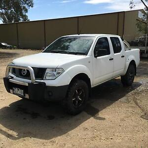 Nissan Navara 2007 RX  2.5 diesel 6 speed 4x4 Moama Murray Area Preview