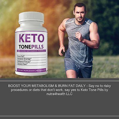 Keto Tone Pills Weightloss Supplement Keto Diet Tablets - Fire Up your Fat Bu... 6