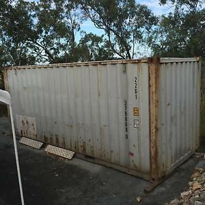 20ft shipping container Walkerston Mackay City Preview