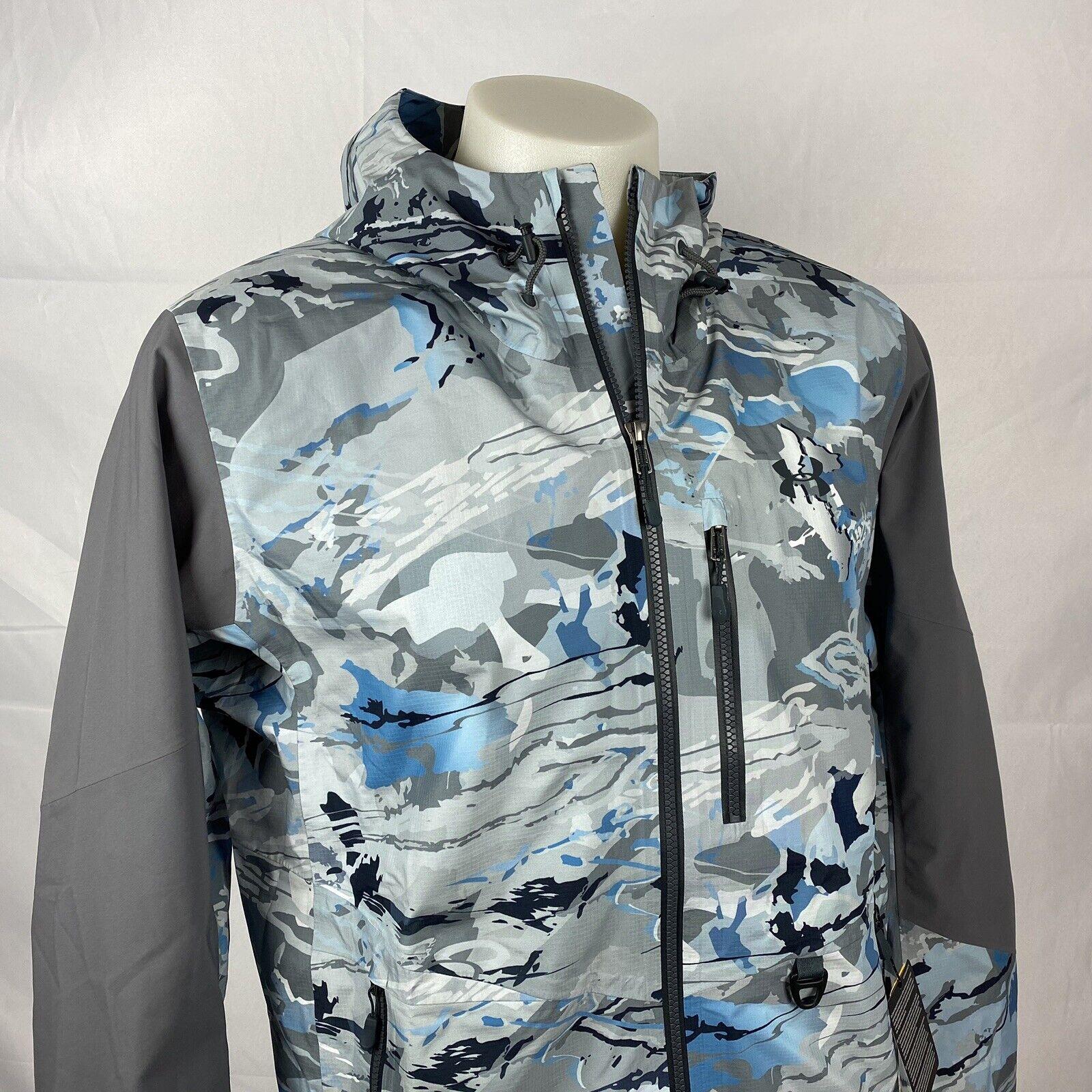 Under Armour Mens Gore-Tex Shoreman Jacket Weatherproof Brea