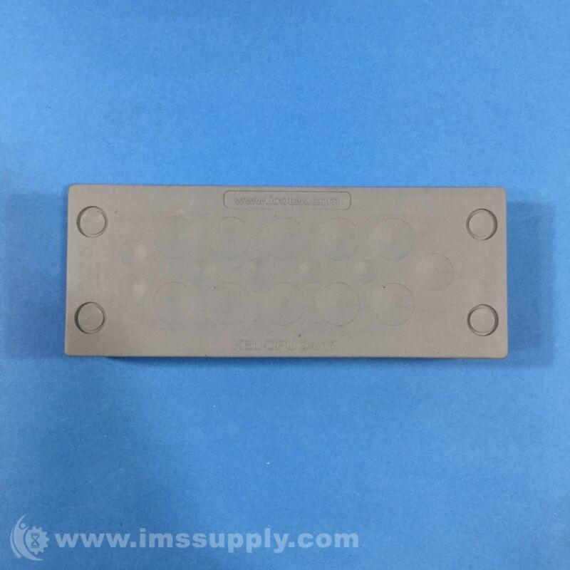 Icotek KEL-DPU 24/17 Heavy-Duty Cable Entry Plate FNIP