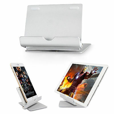 Foldable 360° Universal Bed Desk Mount Cradle Holder Stand for Phone iPad Tablet