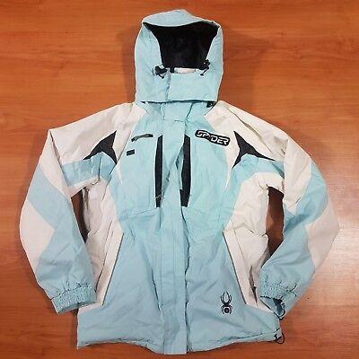 Vintage Spyder Winter Jacket Snowboard (Mens Medium) Fits Small