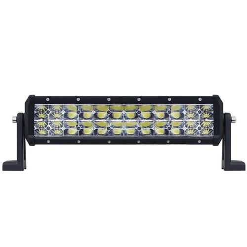 "14"" High Power 48 LED Light Bar Reflector Series 4 Row Work Off Road 4WD ATV SUV"