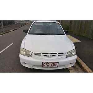2001 Hyundai Accent Hatchback Dutton Park Brisbane South West Preview
