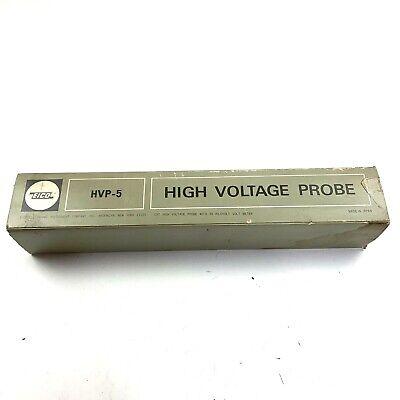 Eico - Hvp-5 High Voltage Probe Electronic Instrument Co. Vintage