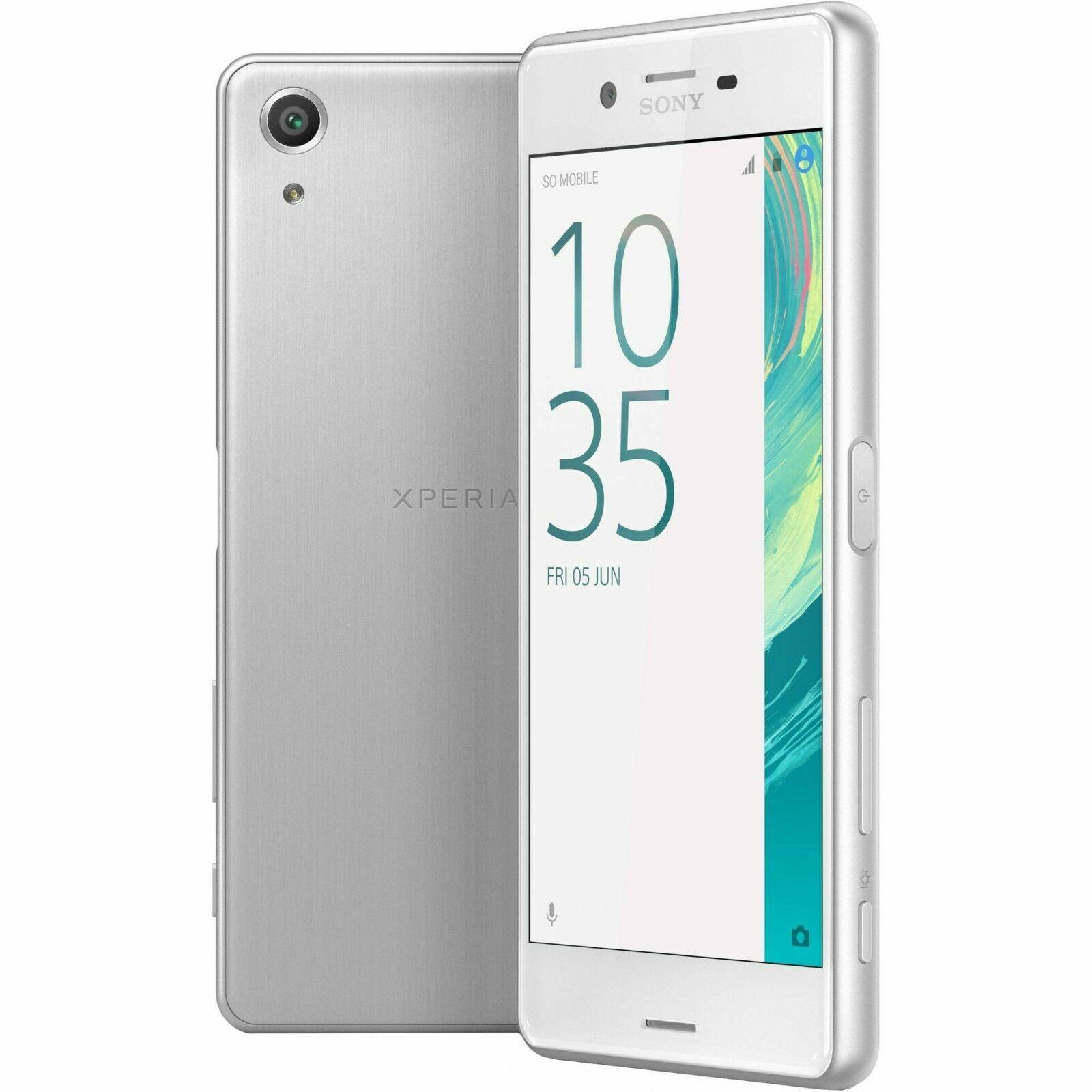 Sony Xperia X Performance F8131 - 32GB - White (Unlocked) Smartphone