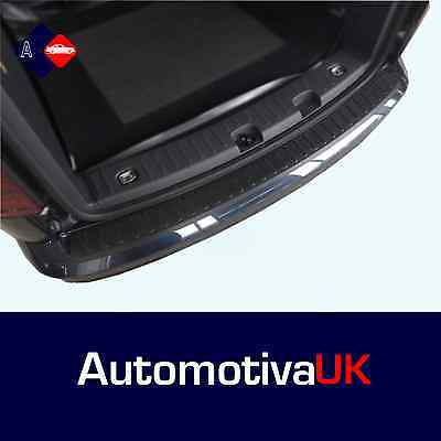 Volkswagen VW Caddy Mk4 Rear Guard Bumper Protector