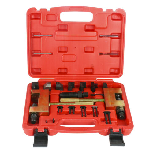 MR CARTOOL Camshaft Locking Timing Tool Kit Engine Alignment Timing Tool Set Compatible for BMW Mini N12 N13 N14 N16 N18 Peugeot 1.6T Timing DS Engine