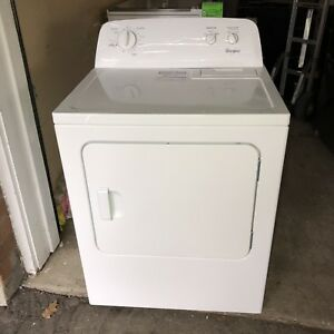 Whirlpool Brand new condition DRYER can DELIVER