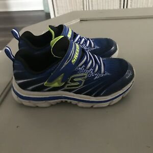 Excellent condition size 12 boys Sketcher shoes