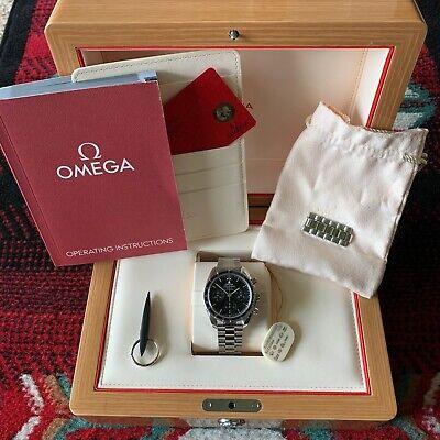 Omega Speedmaster Chronograph Automatic Watch 324.30.38.50.01.001