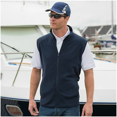 - Mens Microfleece Gilet Bodywarmer Sleeveless Fleece Jacket Vest Body Warmer