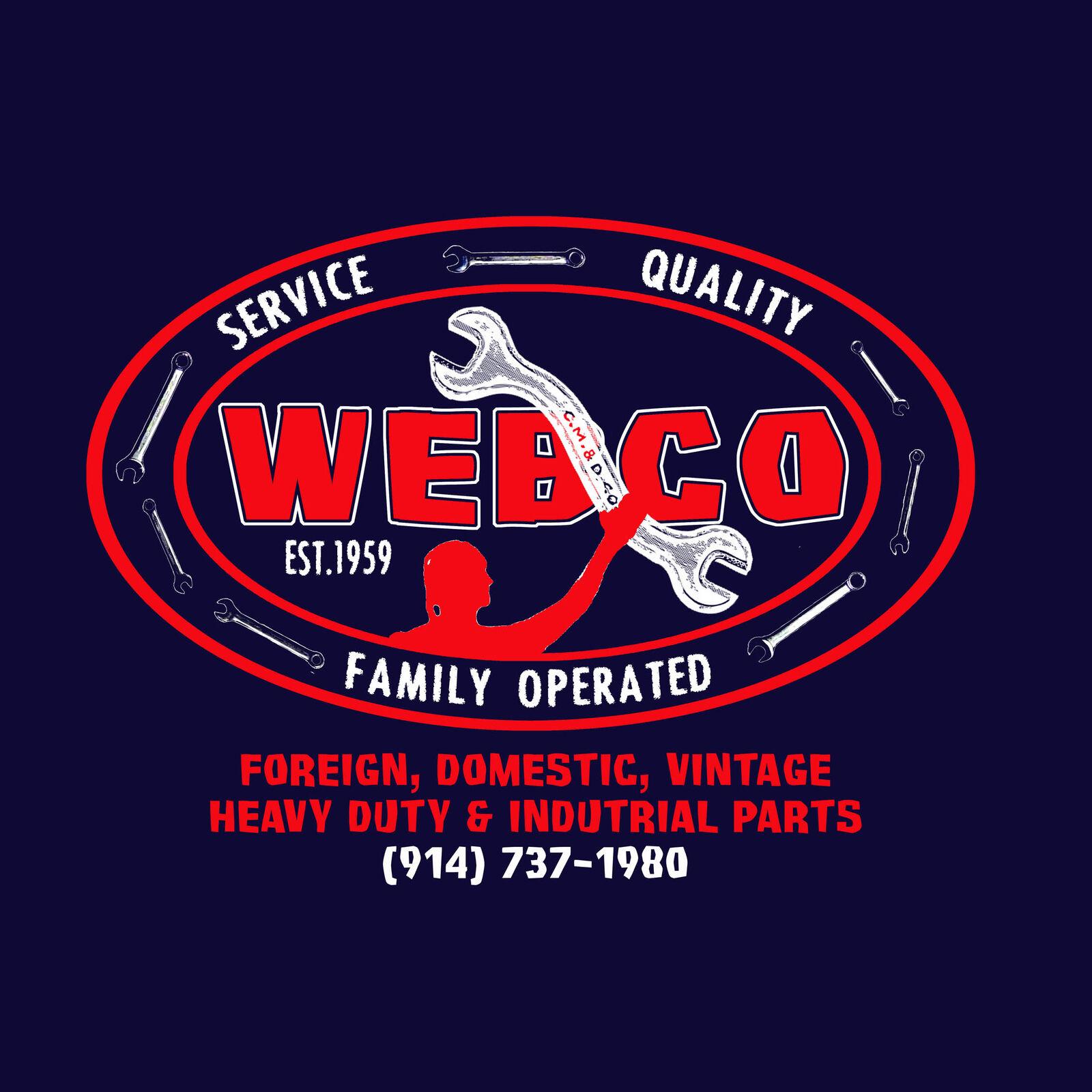 Webco Parts