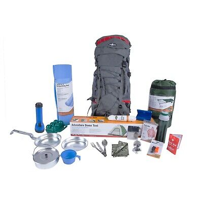 Custom Emergency Bug Out Bag Gear Backpack Survival Kit Camping Hiking Surviving