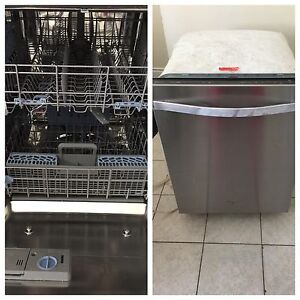 ...................24' whirlpool Dishwasher inside out stainless