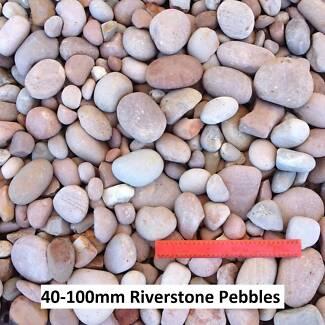 Garden Pebbles River Stone & Rocks FREE DELIVERY