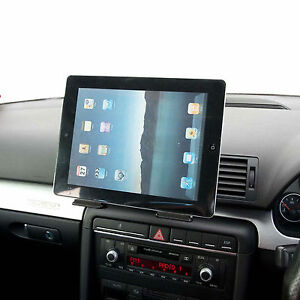 Pro Air Vent V2 Car Mount + Multi Surface Holder for Apple iPad Air 2 / Pro 9.7