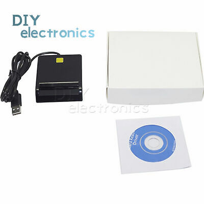 Smart Card Reader Cac Common Access Card Reader Iso 7816 For Simatmicid Us